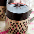Mulled wine — Stockfoto