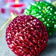 Christmas baubles — Stock Photo #7327533