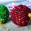 Christmas baubles - Photo
