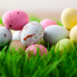 Easter eggs — Stock Photo #7668032