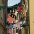 Stock Photo: Courtyard in Venice
