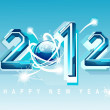 2012 new year — Stock Vector #7755226