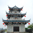 Stock Photo: Chinese ancient buildin