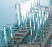 Science biology medical test tube — Stock Photo