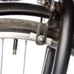 Bicycle detail — Stock Photo