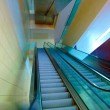 Escalator architecture — Stock Photo