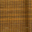 Bamboo mat texture — Stock Photo