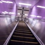 Moving escalator — Stock Photo #7296181