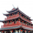 Chinese ancient buildin — Stock Photo