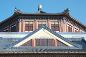 Chinese ancient architecture — Стоковое фото
