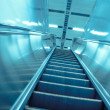 Moving escalator — Stock Photo #7303698