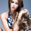 Stock fotografie: Hairstyle
