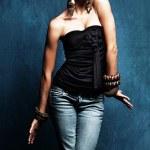 Fashion woman — Stock Photo #7600251