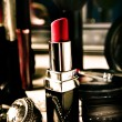 Royalty-Free Stock Photo: Red lipstick