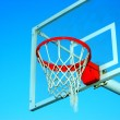 Basketball Hoop — Stock Photo #7218029