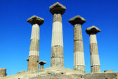 Athena Temple — Stock Photo