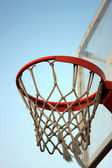 Basketball Hoop — Foto Stock