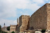 Great Wall of Jewish — Stock Photo