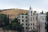 Monastery Protomartyr Stephen in Kidron Valley — Stock Photo
