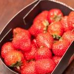 Fresh strawberries — Stock Photo #7250856