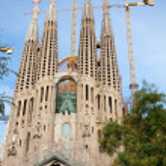 Sagrada Familia — Stock Photo #7707480
