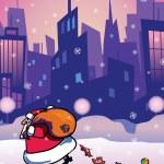 Santa Claus — Stock Vector #7360691