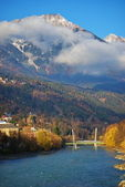 Escena de otoño — Foto de Stock