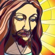 Royalty-Free Stock Vector Image: Jesus Christ