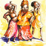 African women — Stock Photo #7718564