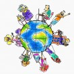 Global network — Stock Photo #7718867