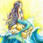 Mermaid — Stock Photo #7719988
