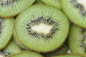 Kiwifruit Slice — Stock Photo