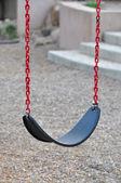 Empty Swing — Stock Photo