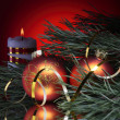 Christmas decoratoins — Foto Stock