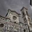 Stock Photo: SantMaride Fiore, Florence cathedral