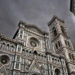 Santa Maria de Fiore, Florence cathedral — Stock Photo