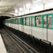Parisian metro — Stock Photo