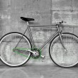 Fixed gear bicycle — Stock Photo #6777977