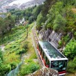Bergen funicular — Stock Photo