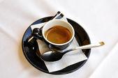 Espresso cafe — Stock Photo