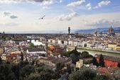 佛罗伦萨意大利 — 图库照片