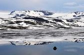 Norwegian landscape in summer — Stock Photo