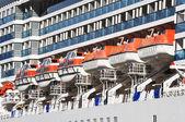 Lifeboats — Stock Photo