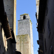 Tower in San Gimignano — Stock Photo #6932622