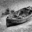 Old fishermboat — Stock Photo #6932629