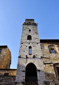 Tower in San Gimignano — Foto de Stock