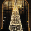 Modern Christmas tree — Stockfoto #7620179