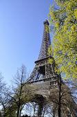 Wieża eiffla — Zdjęcie stockowe