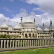 The Royal Pavilion in Brighton — Zdjęcie stockowe