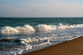 Sea waves — Stock Photo